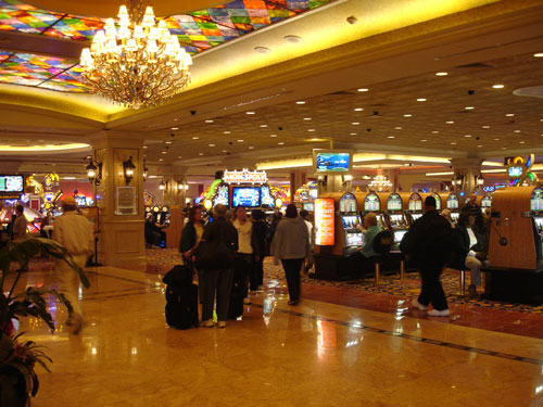 ShowBoat Casino - Atlantic City lobby