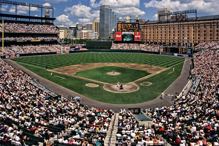 camden yards baltimore orioles stadium