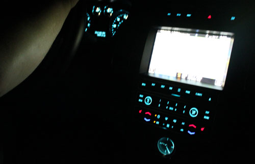 dash-console-at-night