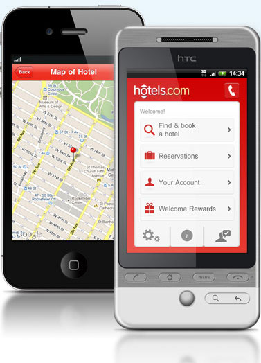 hotels-mobile-app-phones