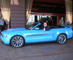 james-in-mustang-convertible