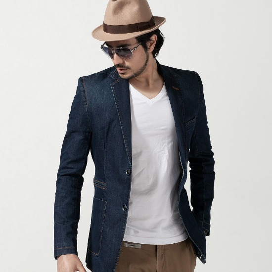 mens summer fashion man