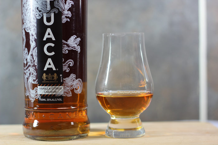 Sipping TUACA in a dram is great too, you don't always need to make a cocktail!