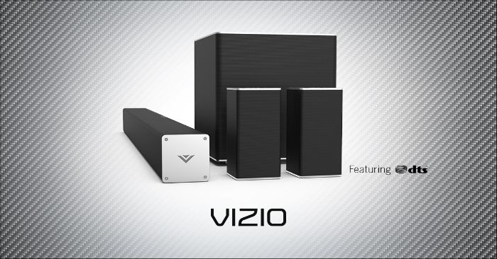 vizio 2 extra speakers
