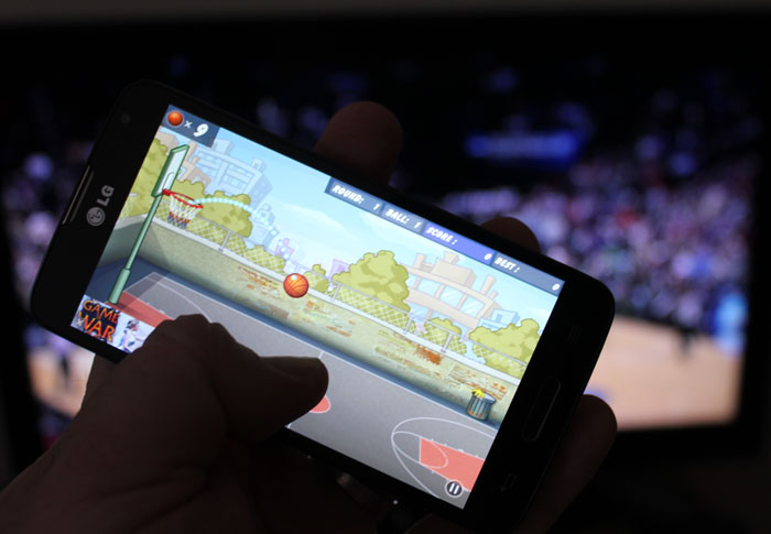 basketball game android