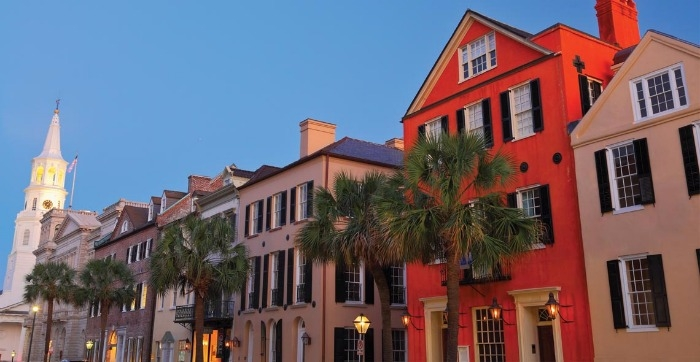historic charleston south carolina
