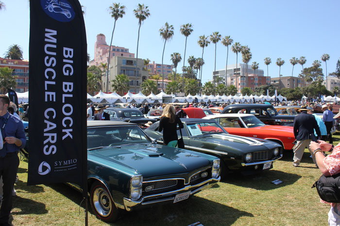 big block muscle cars